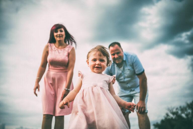 Fotograf Wittenberg Familie Mutter Vater Kind